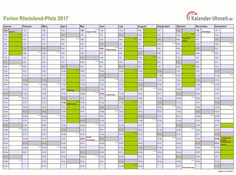 Kalender 2018 Mit Feiertagen Rheinland Pfalz Ferien Rheinland Pfalz 2017 Ferienkalender Zum Ausdrucken
