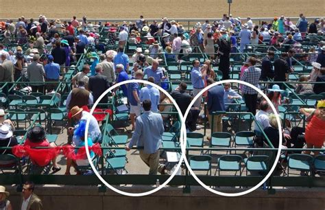 kentucky derby seating section 111 kentucky derby package seating guide sports travel tickets