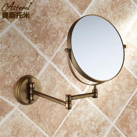 retractable mirror bathroom aliexpress com buy antique bathroom wall mounted makeup