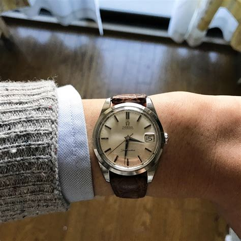 omega my vintage seamaster watches