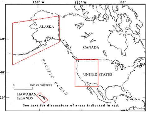 map of volcanoes in the united states volcanoes of the united states usgs