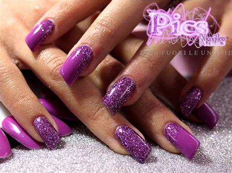 fiori color lilla unghie lilla pics nails