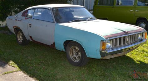 valiant charger parts for sale vj v8 big tank charger 1973 great car with new parts