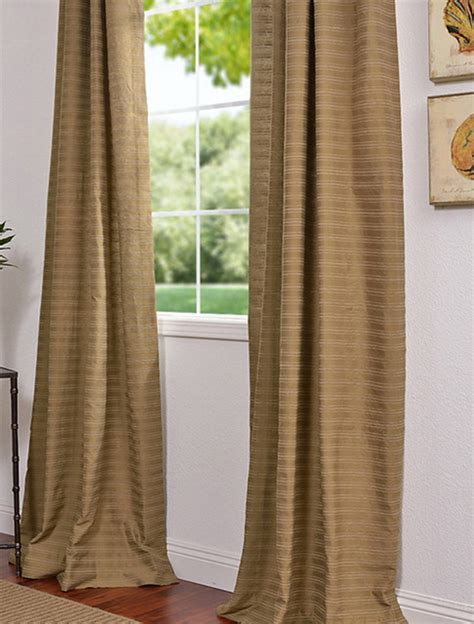 antique gold curtains antique gold hand weaved cotton curtain contemporary