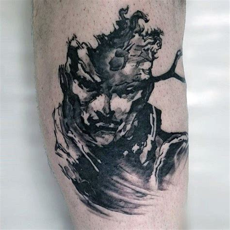 metal gear solid tattoo 50 metal gear designs for gaming ink ideas