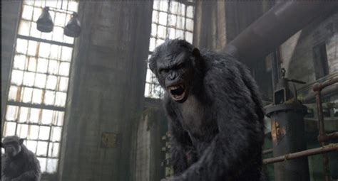 awn of the planet of the apes vicious new look at dawn of the planet of the apes