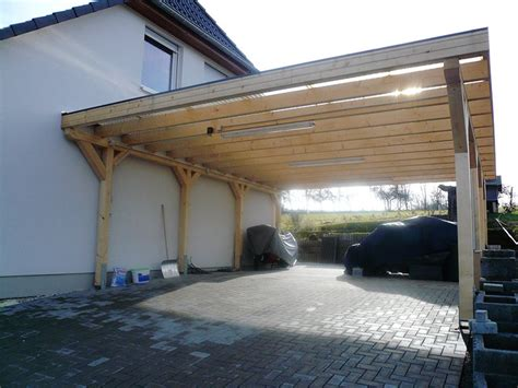 Carport Leimholz Bausatz by Carport Bausatz Fabulous Carport Bausatz With Carport