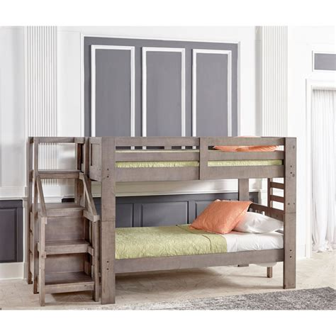 oak furniture west bedroom groups twin bunkbed
