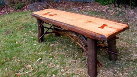 Plank Table by How To Make A Rustic Plank Table By Jim The Rustic