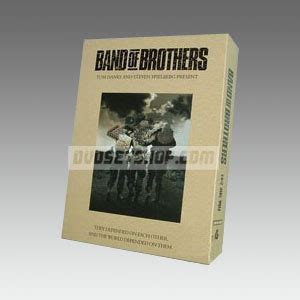 Band Of Brothers Dvd Box Set Collection Koleksi band of brothers dvd
