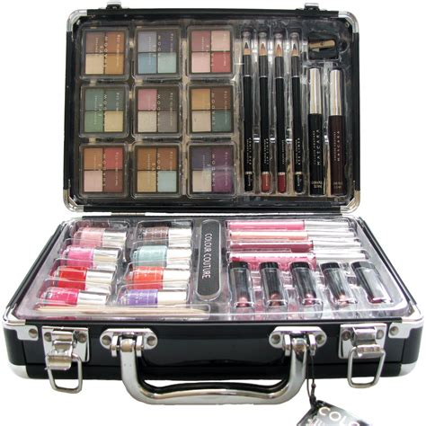 Make Up Inez 1 Set Colour Couture 36 Vanity Cosmetic Makeup