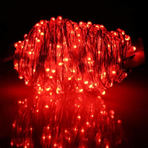 30m 300leds outdoor christmas fairy lights warm white
