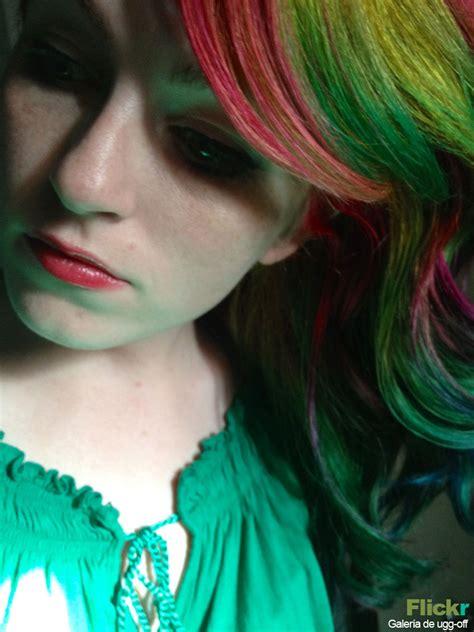 imagenes de pintado de cabello cabellos pintados tecnoartes net