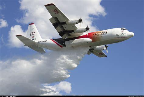 n405lc lockheed l 100 30 hercules lynden air cargo matthew mcdonald jetphotos