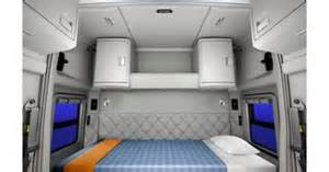kenworth sleeper cabs interior view images trucks