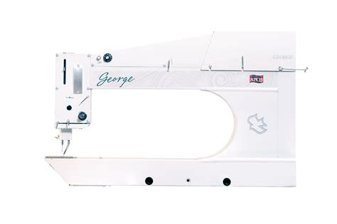 George Quilting Machine by Apqs Longarm Quilting Machines