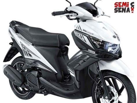 Alarm Yamaha Gt 125 harga dan spesifikasi yamaha mio gt125 eagle eye terbaru