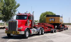 southern california trucking ltl and ftl trucking company