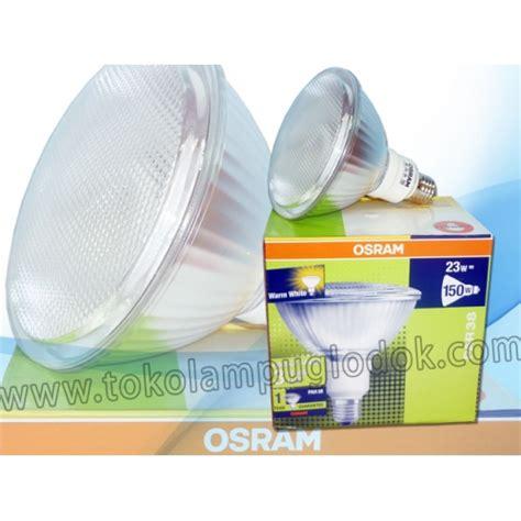 Lu Sorot Philips 150 Watt lu par 38 23 watt energy saver osram