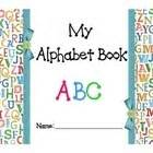 14 Best Abc Book Templates Images On Pinterest Abcs Classroom Ideas And School Ideas Make Your Own Alphabet Book Template