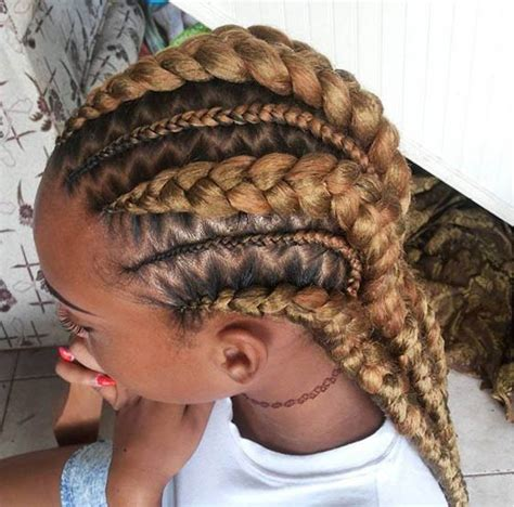 large cornrow braid hairstyles plan 31 stylish ways to rock cornrows page 3 of 3 stayglam