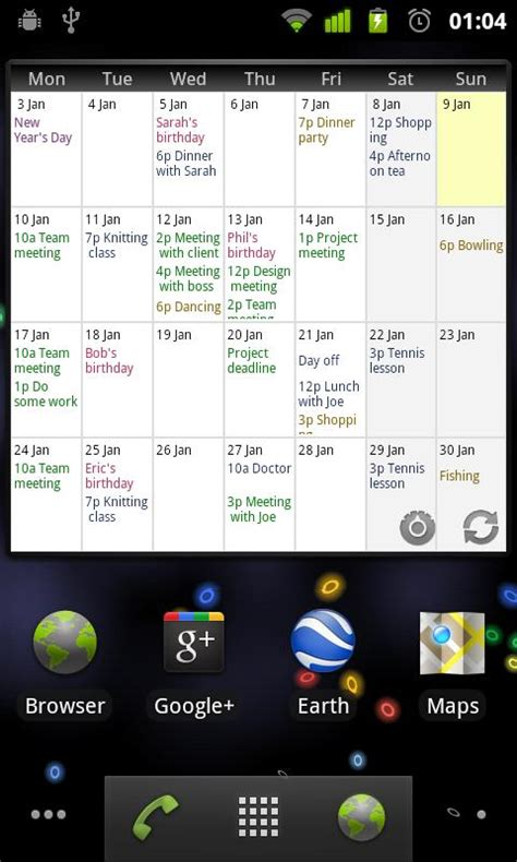 touch calendar apk touch calendar android apps on play