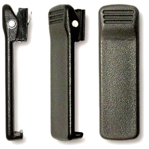 motorola hlnb   spring action belt clip belt