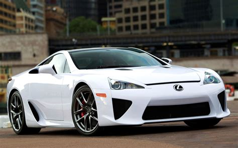 lexus lfa white wallpaper expensive exotic cars lexus lfa supercar photos