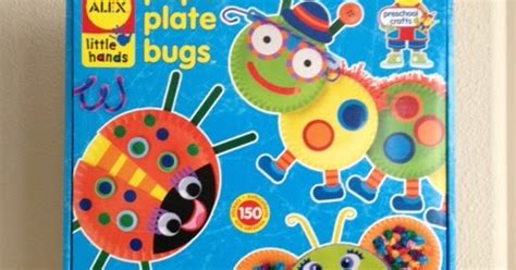 craft with paper plate bugs craft kits