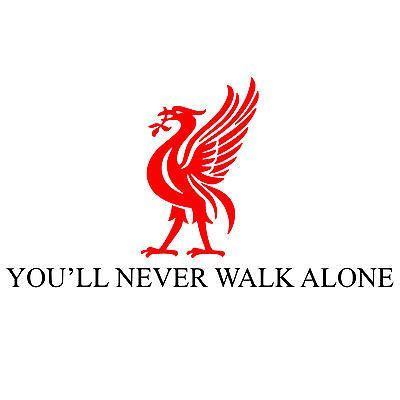 Kaos Liverpool 7 Youll Never Walk Alone the world s catalog of ideas