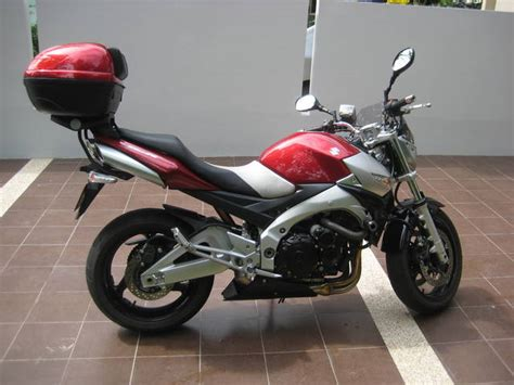 Suzuki Singapore Suzuki Gsr 400 Nov 2007 Excellent Condition For Sale In
