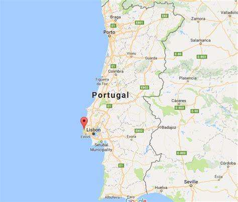 colares  map portugal