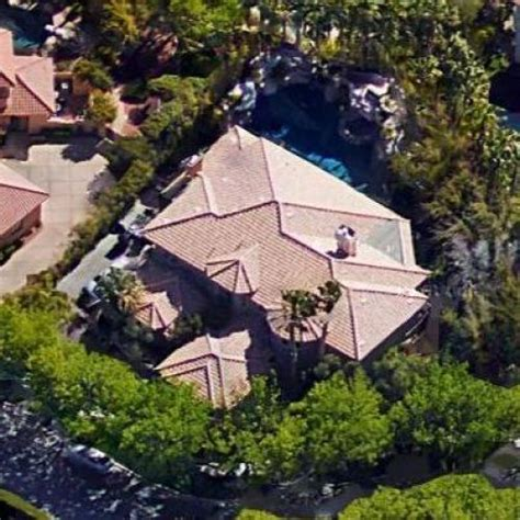 Dana White S House In Las Vegas Nv Bing Maps Virtual Globetrotting
