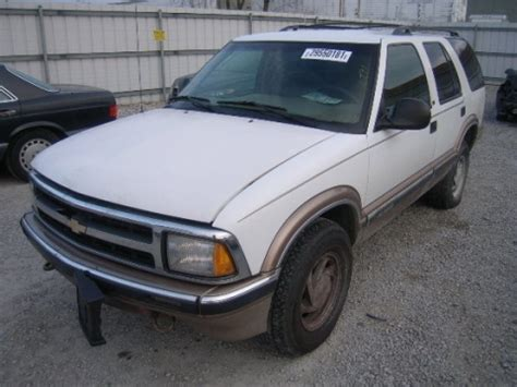 1998 chevy auto transmission corvette suburban tahoe blazer unit repair manual ebay 1995 chevrolet s10 blazer 4x4 v8import