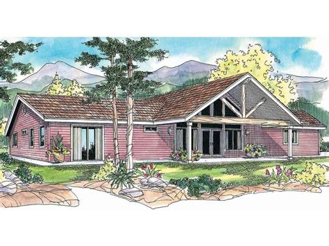 rustic home house plans ranch home plans rustic ranch house plan 051h 0205 at thehouseplanshop com