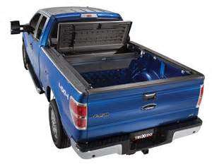 Tonneau Cover For Use With Toolbox Tonneaumate Tonneau Cover Tool Box Sharptruck