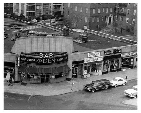 Restaurant Wall Murals queens blvd amp 64th road forest hills queens ny 1960