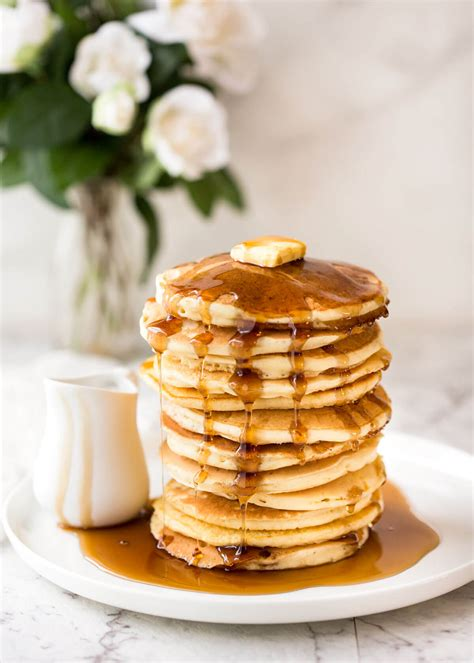 Kitchen Japanese by Simple Fluffy Pancakes Recipetin Eats