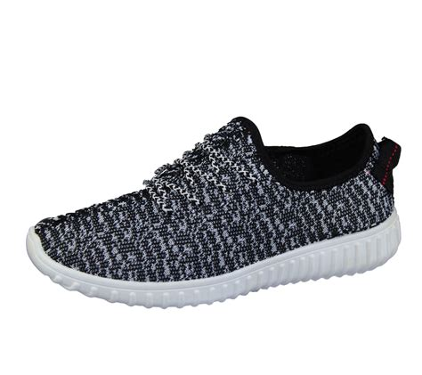 Comfort Walking Shoes by Mens Lace Up Trainer Comfort Sports Casual Fashion