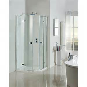 Bath Shower Stalls phoenix livello hinged quadrant frameless shower enclosure
