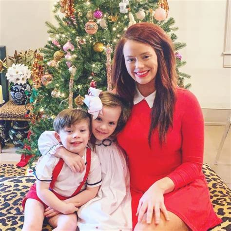 Kathryn Dennis Celebrates Christmas Morning Alone With