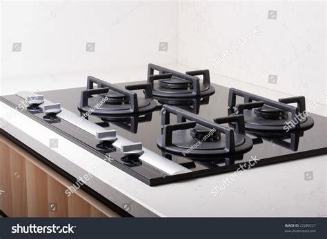 Luxurious Gas Oven modern gas stove luxurious kitchen stock photo 22289227