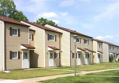 appartment rentals public housing communities nnrha