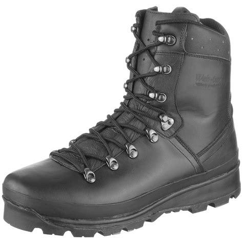 security boots combat tactical waterproof web tex pro xt ii boots