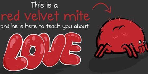 hal kecil yg membuat wanita jatuh cinta perihal jatuh cinta seperti tungau merah