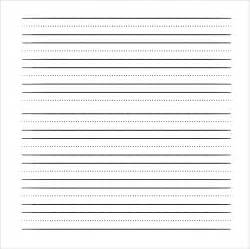 handwriting lines template lined paper template 12 free documents in pdf