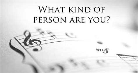 theme song quiz personality what kind of person are you based on your musical tastes