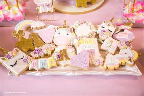 Pastel Baby Shower Decorations Kara S Party Ideas Baby Unicorn 1st Birthday Party Kara