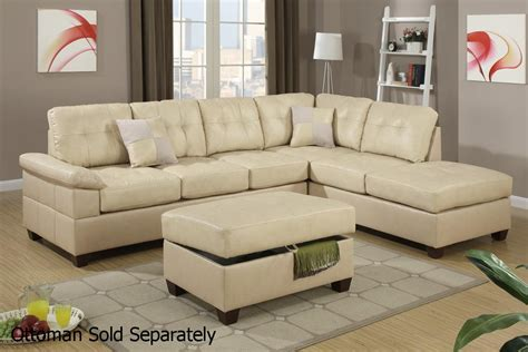 beige leather sectional sofa a sofa furniture