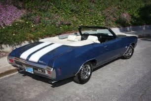 1970 chevrolet chevelle ss 454 convertible 90895
